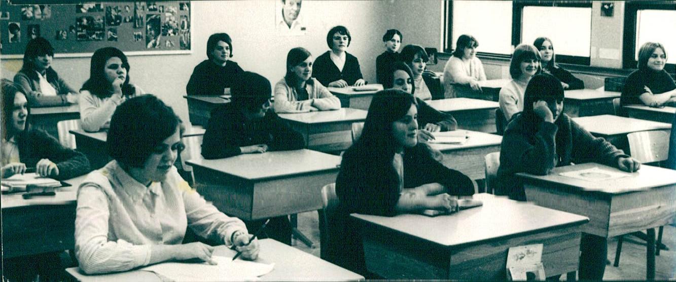 De la Mag_007_1968_Photo_eleves_classe_2